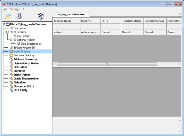 cff_bug_empty_imports