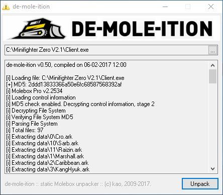 Updated Molebox unpacker | Life In Hex